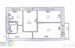 3-к квартира, 50.2 м², 5/5 эт.