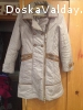 Болоневое утеплённое пальто