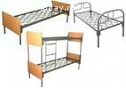 Качественные металлические кровати, кровати эконом класса