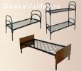 Металлические кровати собственного производства