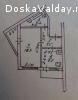 Однокомнатная квартира оригинальной планировки