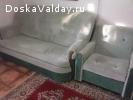 продам 2 кресла и диван