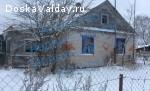 Продам брусовой дом облож.кирпичом д.Плав, в 100 м оз.Шлино