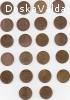 продам погодовку 5 копеек 1961-1991 г.г. - 22 монеты
