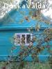 Рубленый дом с баней, сад.тов.Выскодно