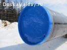 Закупаем заглушки(крышки) пластиковые Газпром