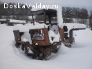 Запчасти ТДТ-55